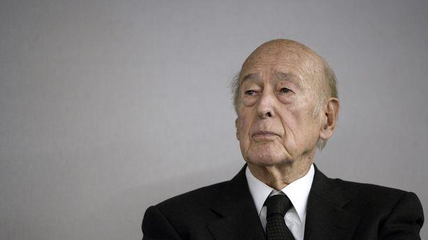 Valéry Giscard d'Estaing (photo datant de 2014)
