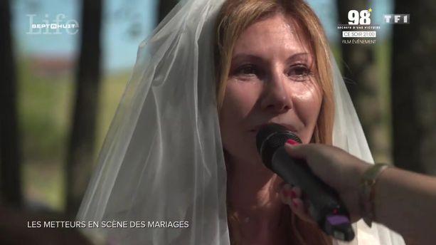 "SEPT À HUIT LIFE - Mariage : Elodie, ""wedding planner"", profession en plein boom"