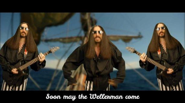 """Wellerman"" : comment un vieux chant marin cartonne grâce à TikTok"