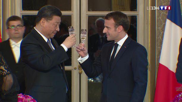 Xi Jinping à Paris : la Chine achète 300 Airbus