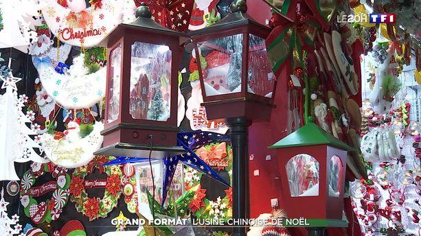 Yiwu, l'usine chinoise de Noël