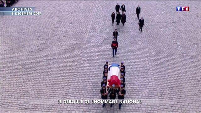 Attaque de Trèbes: hommage national à Arnaud Beltrame