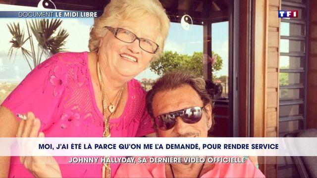 Héritage de Johnny: David Hallyday promet de ne rien lâcher