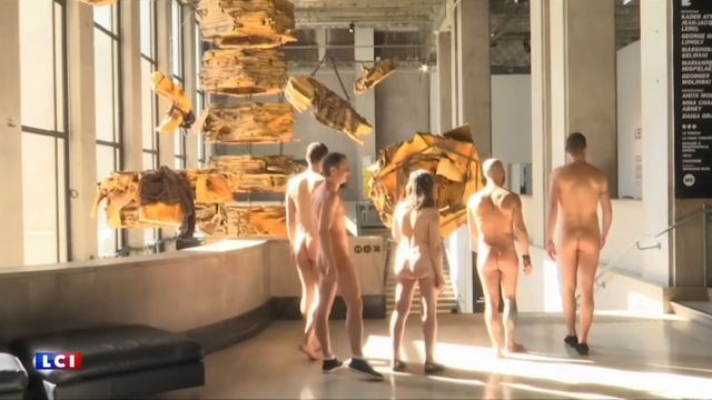 Resultado de imagen para Nous avons visité nus le Palais de Tokyo