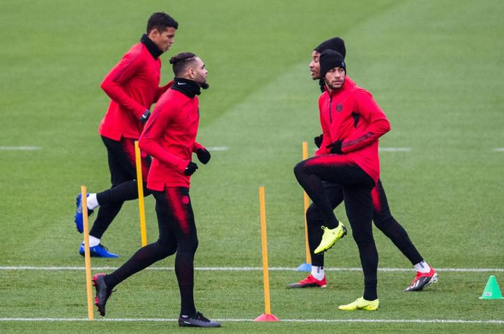 PSG : Neymar, Thiago Silva et Kurzawa feront le voyage à Pontivy (mais pas Cavani, Verratti, ni Di Maria)